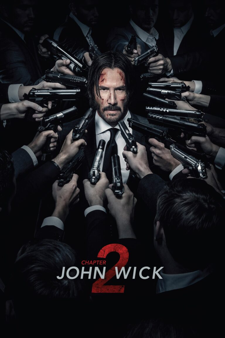 """Poster for the movie """"John Wick: Chapter 2"""""""