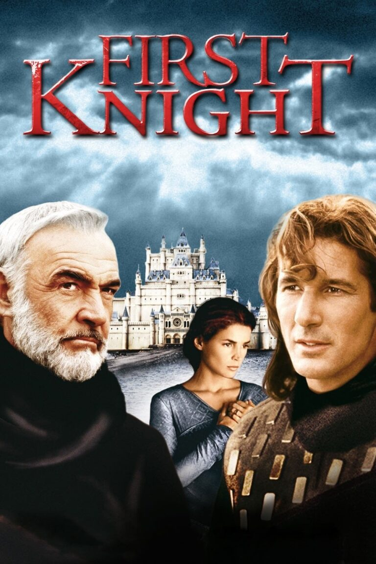 """Poster for the movie """"First Knight"""""""