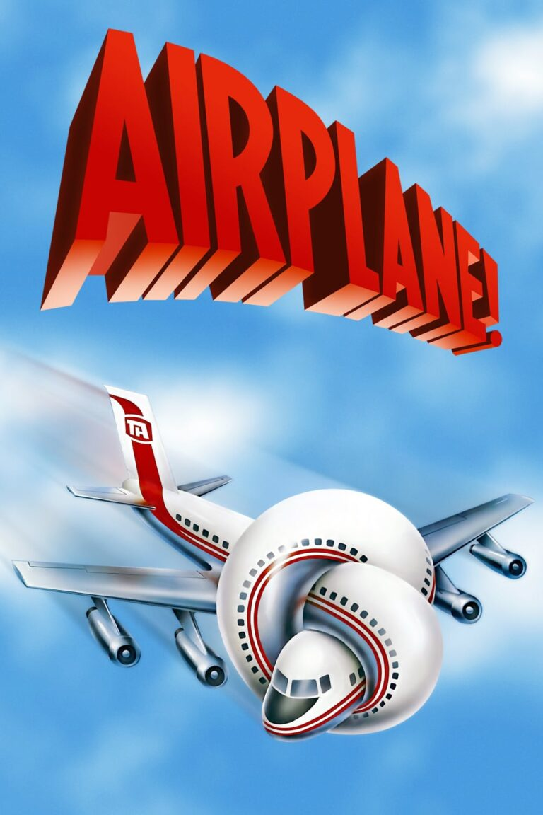 """Poster for the movie """"Airplane!"""""""