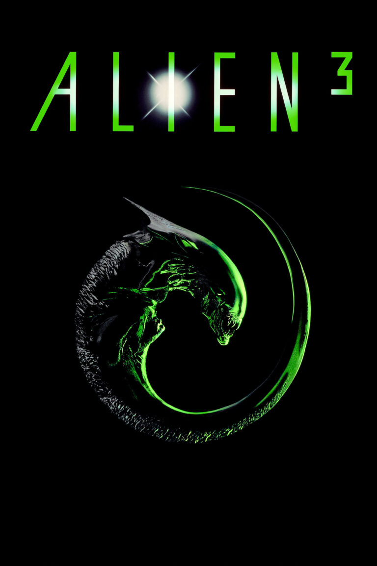 "Poster for the movie ""Alien³"""