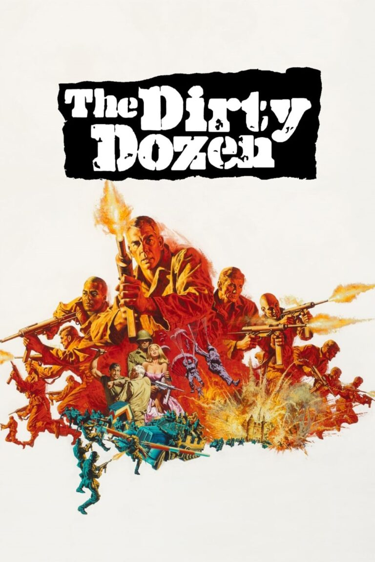 """Poster for the movie """"The Dirty Dozen"""""""