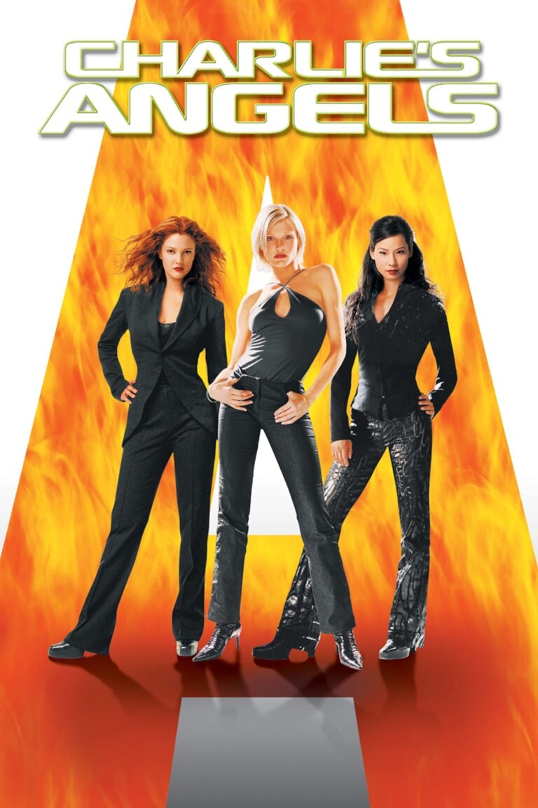 """Poster for the movie """"Charlie's Angels"""""""