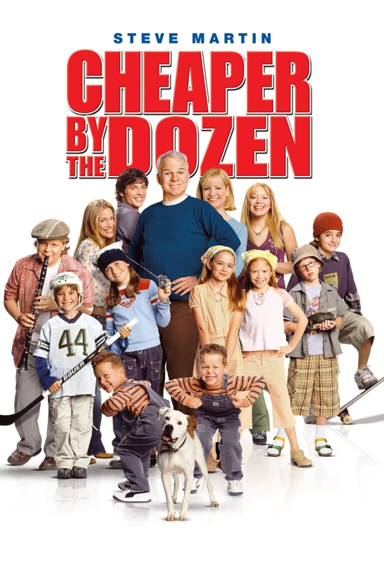 """Poster for the movie """"Cheaper by the Dozen"""""""