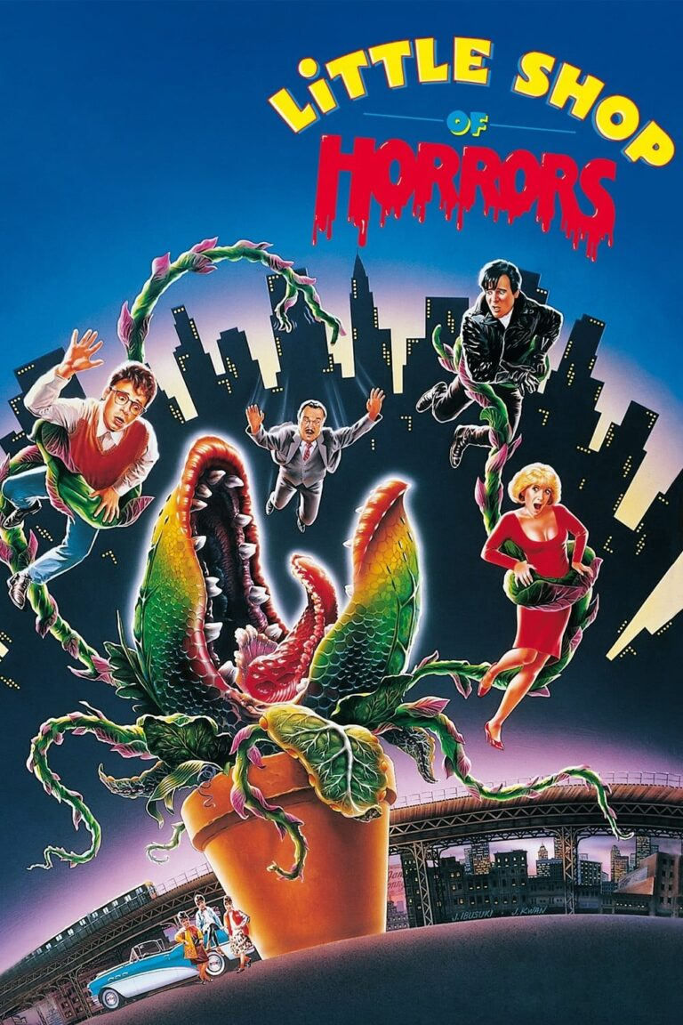 """Poster for the movie """"Little Shop of Horrors"""""""