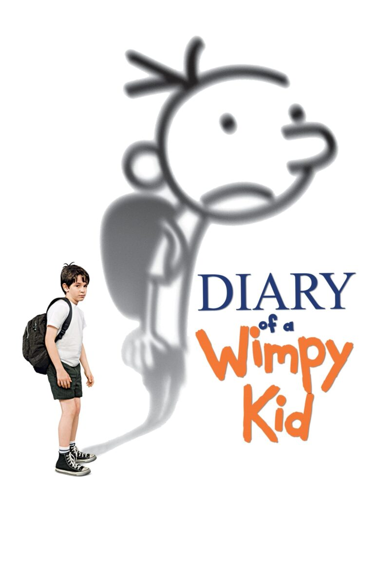 """Poster for the movie """"Diary of a Wimpy Kid"""""""