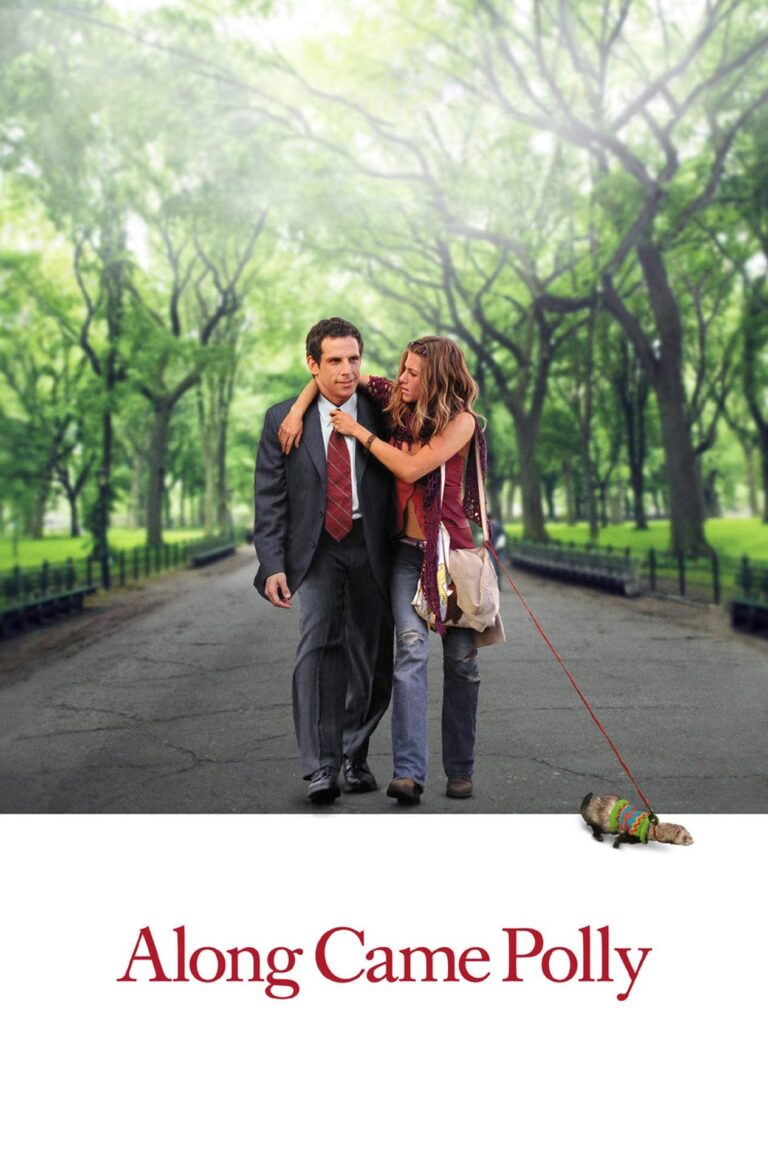 """Poster for the movie """"Along Came Polly"""""""