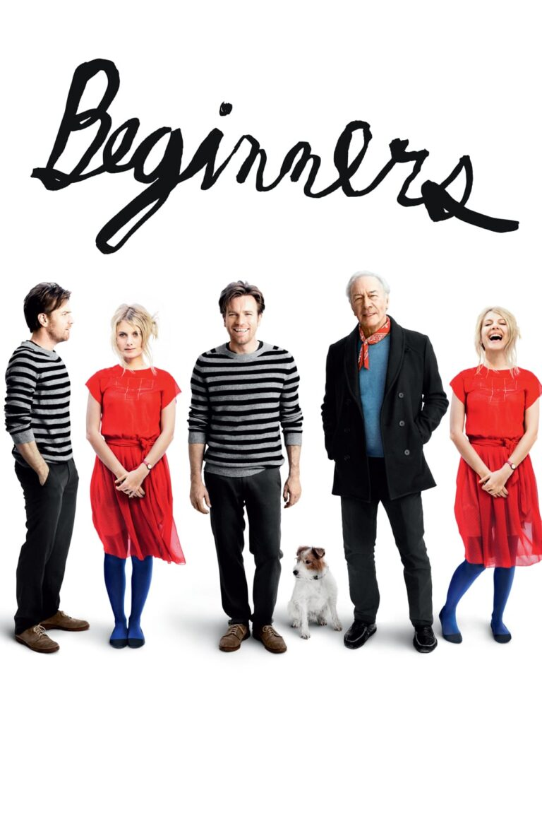"""Poster for the movie """"Beginners"""""""