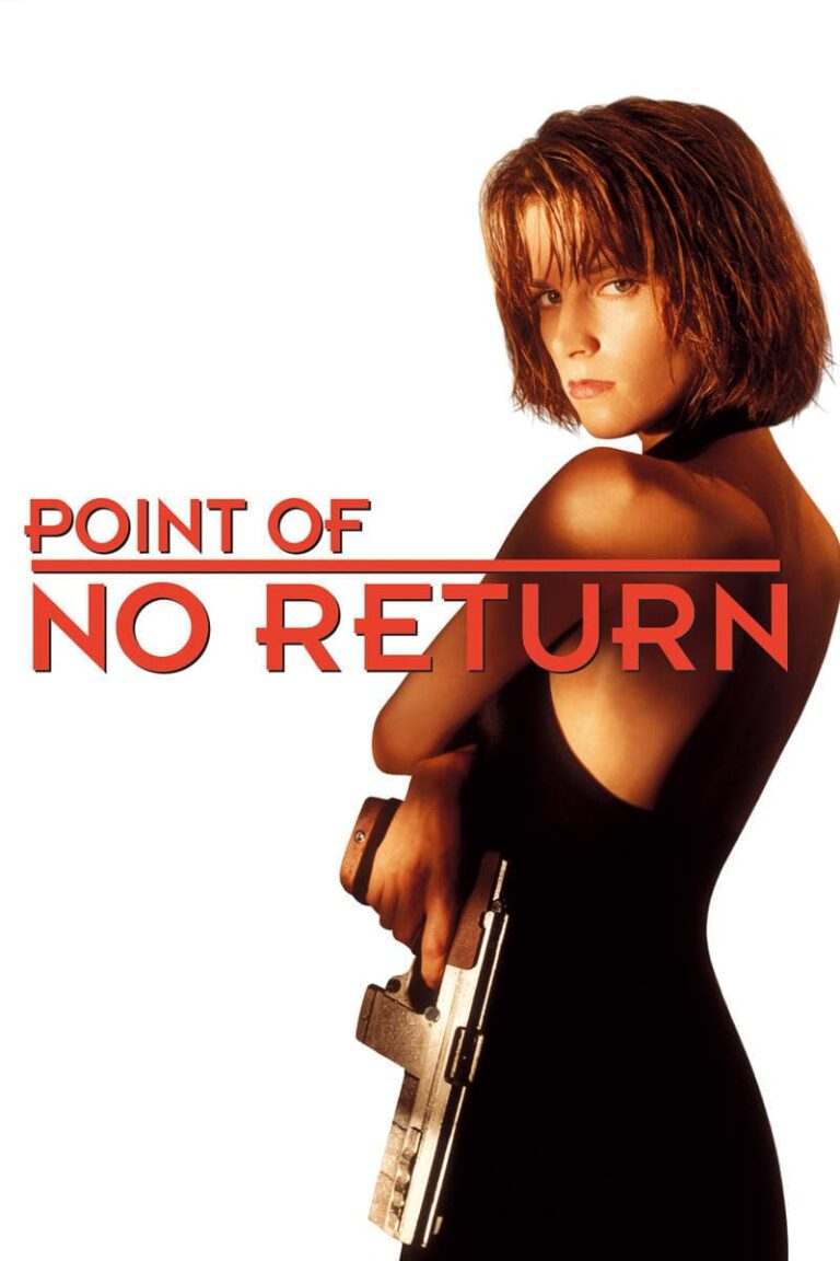 "Poster for the movie ""Point of No Return"""