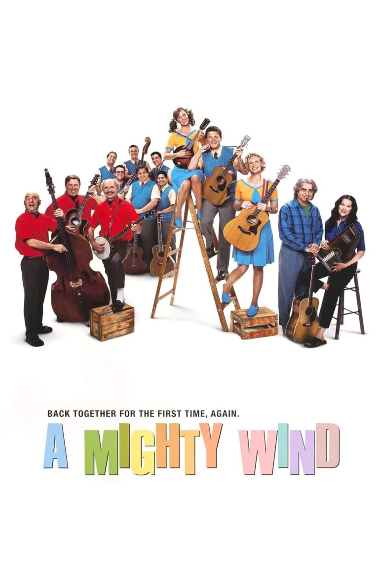 """Poster for the movie """"A Mighty Wind"""""""