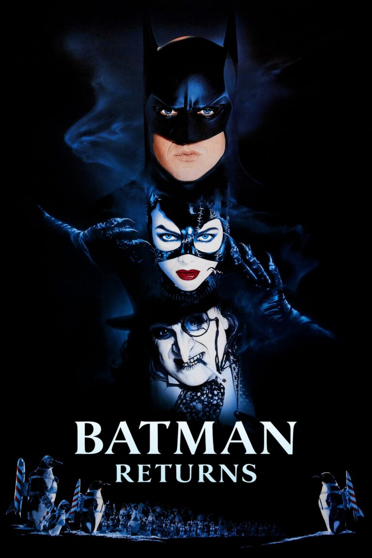 "Poster for the movie ""Batman Returns"""