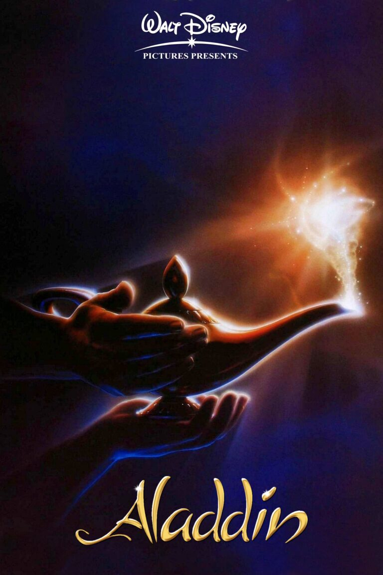 """Poster for the movie """"Aladdin"""""""