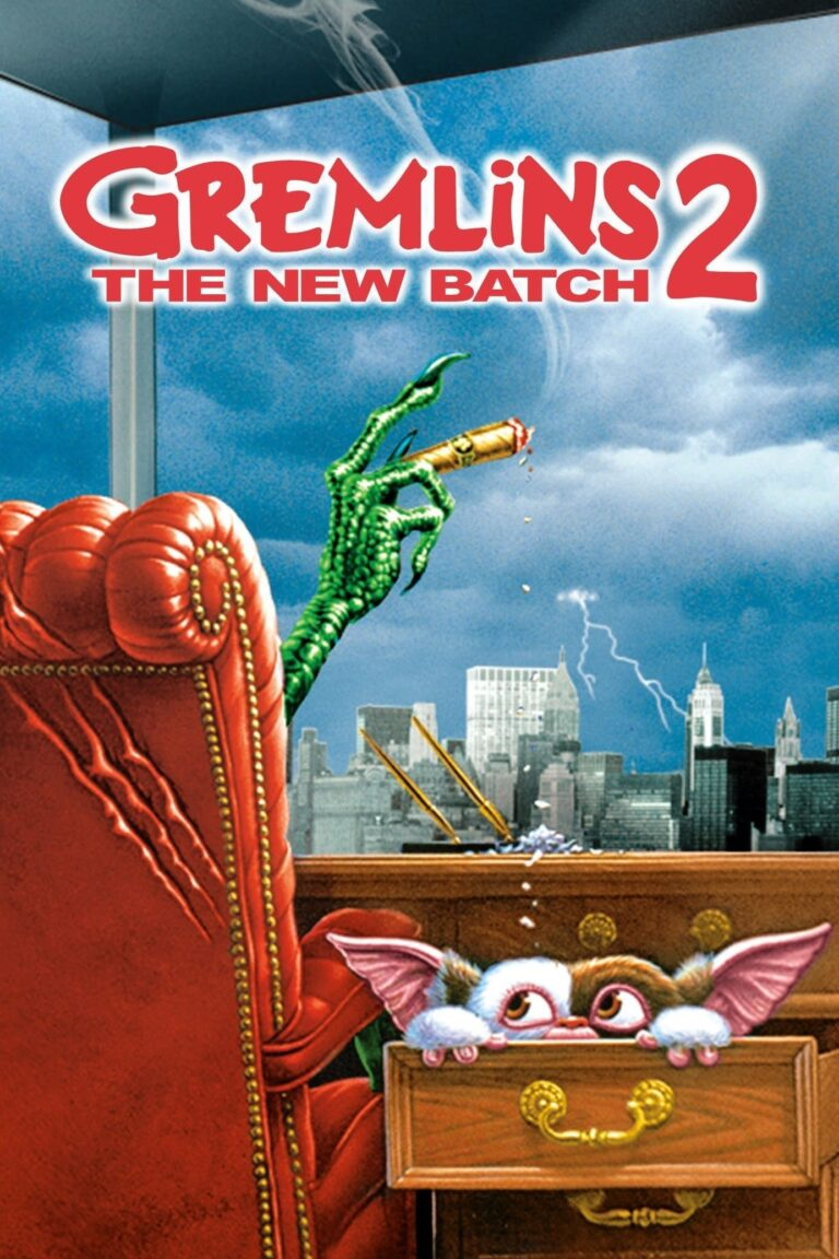 "Poster for the movie ""Gremlins 2: The New Batch"""