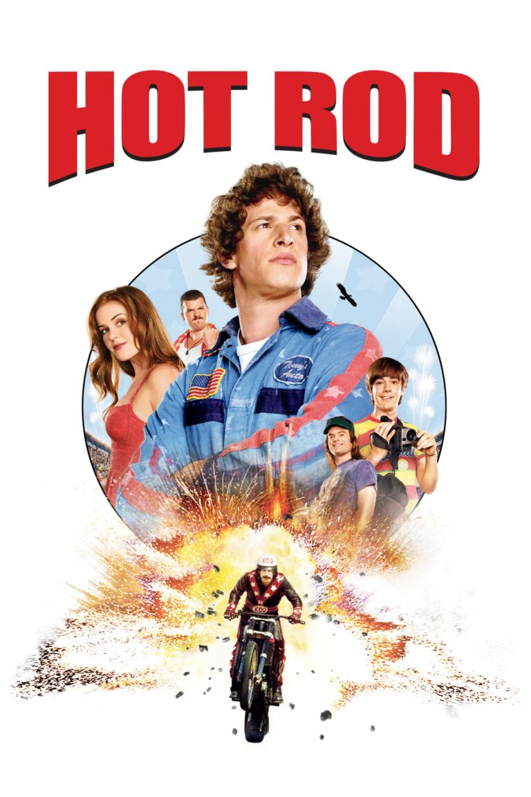 """Poster for the movie """"Hot Rod"""""""
