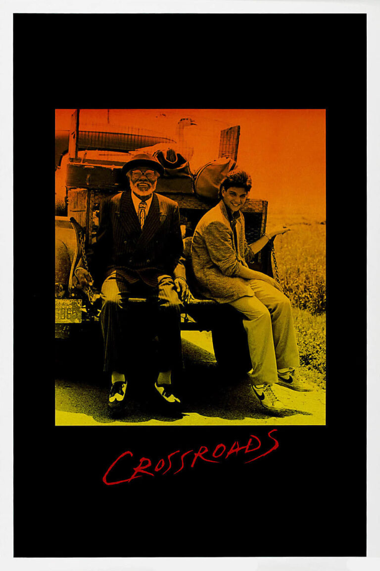 """Poster for the movie """"Crossroads"""""""
