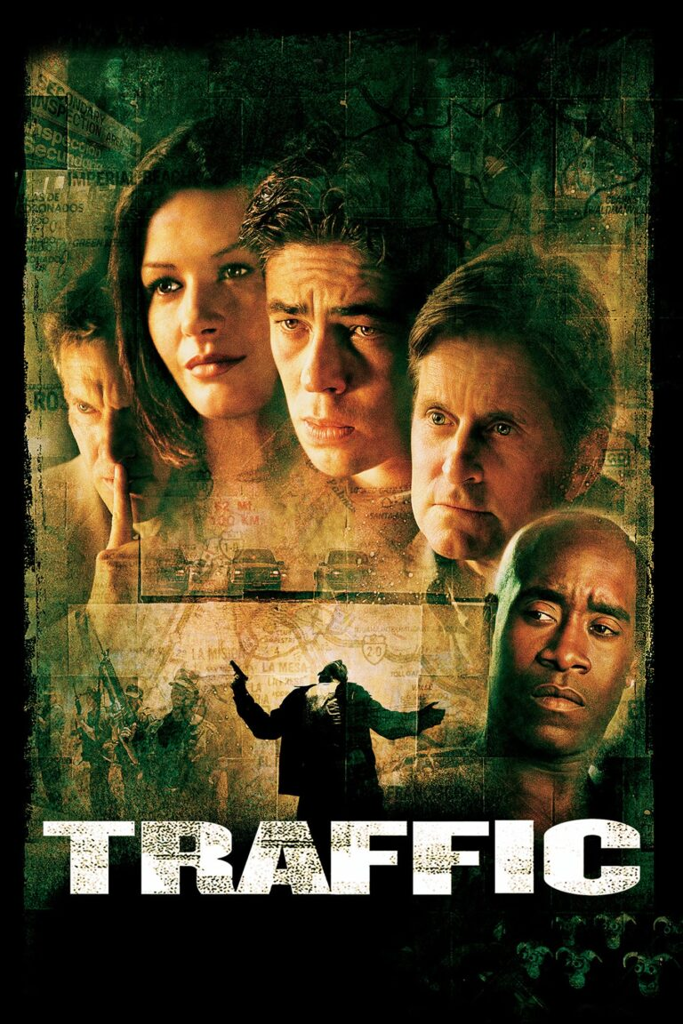 """Poster for the movie """"Traffic"""""""