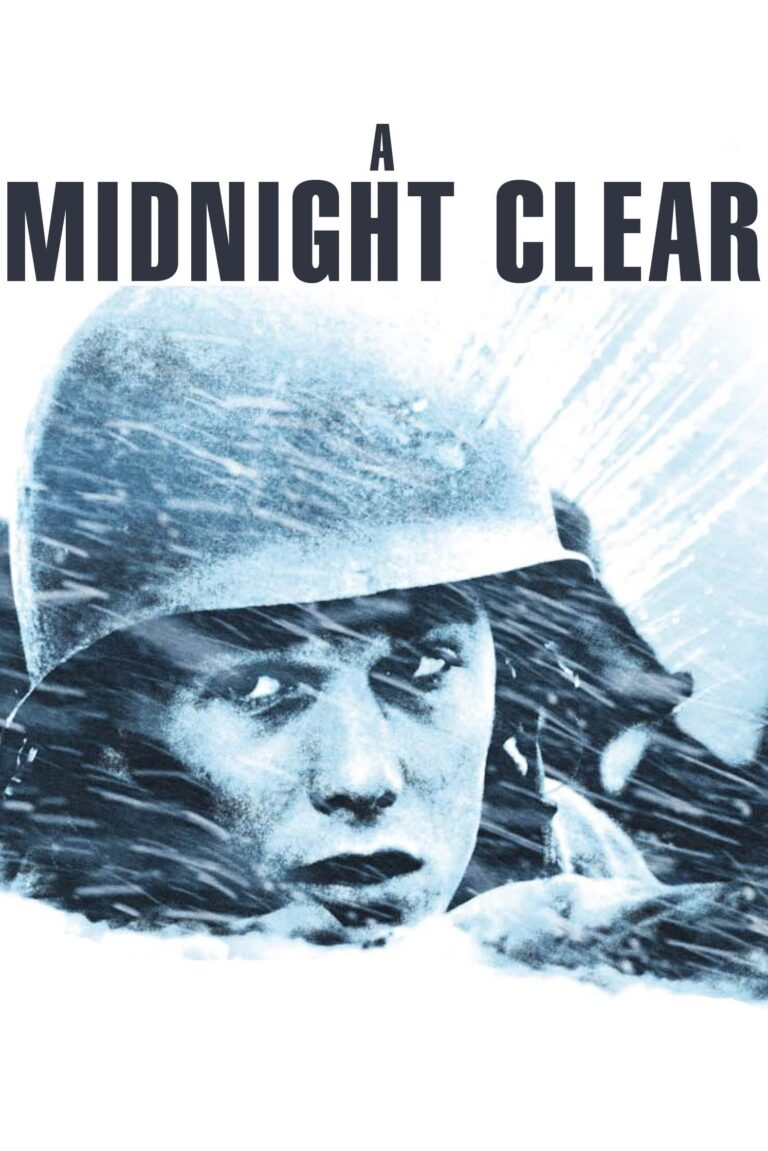"Poster for the movie ""A Midnight Clear"""