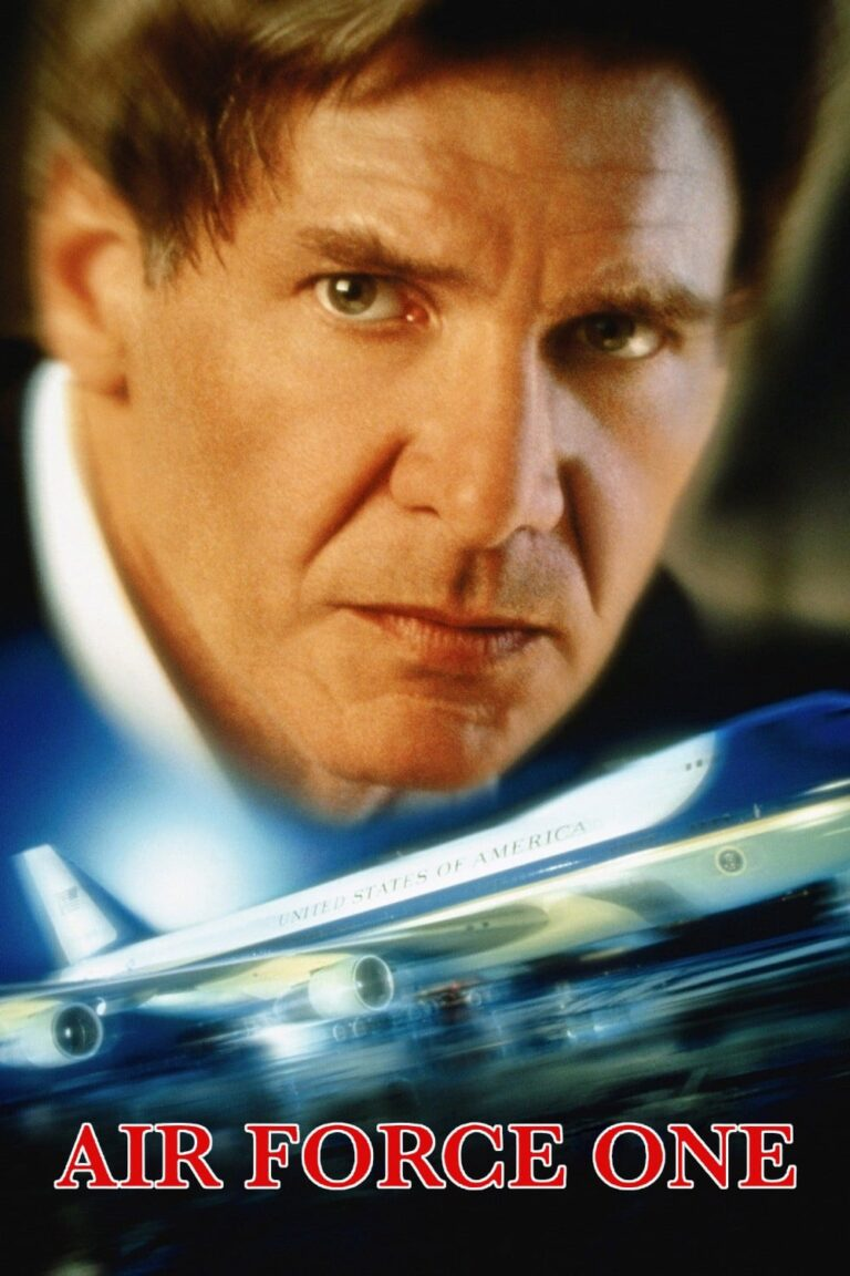"Poster for the movie ""Air Force One"""