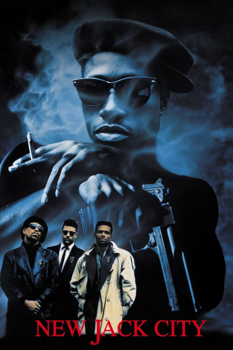"""Poster for the movie """"New Jack City"""""""