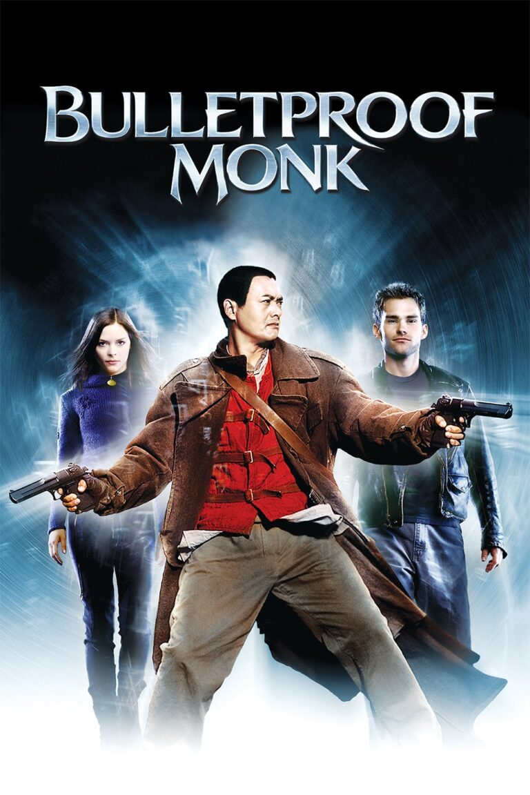 """Poster for the movie """"Bulletproof Monk"""""""