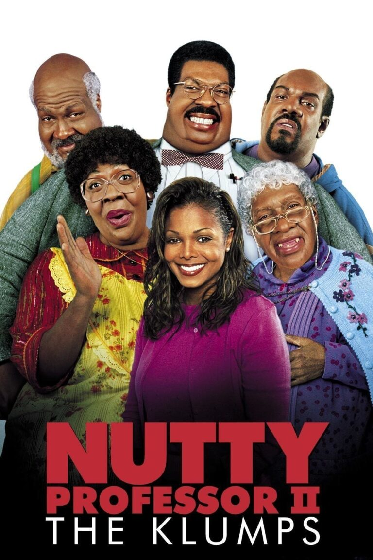 """Poster for the movie """"Nutty Professor II: The Klumps"""""""