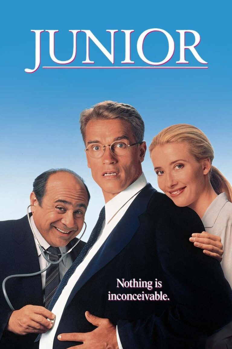 "Poster for the movie ""Junior"""