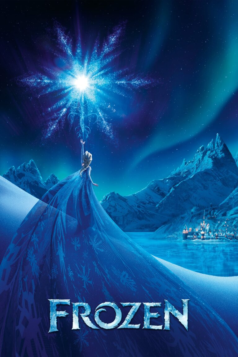 """Poster for the movie """"Frozen"""""""