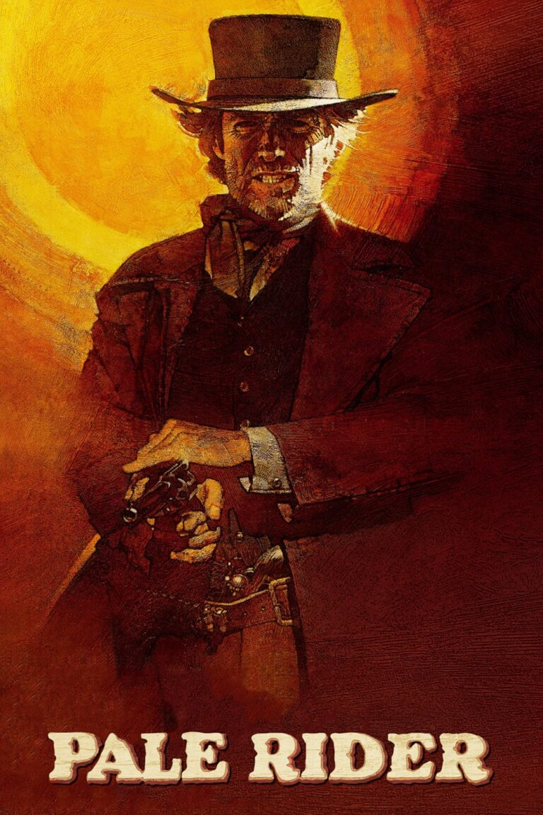 """Poster for the movie """"Pale Rider"""""""