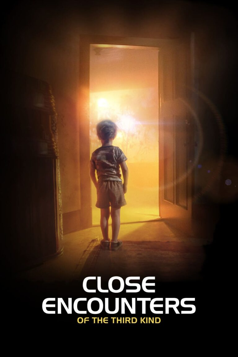 """Poster for the movie """"Close Encounters of the Third Kind"""""""