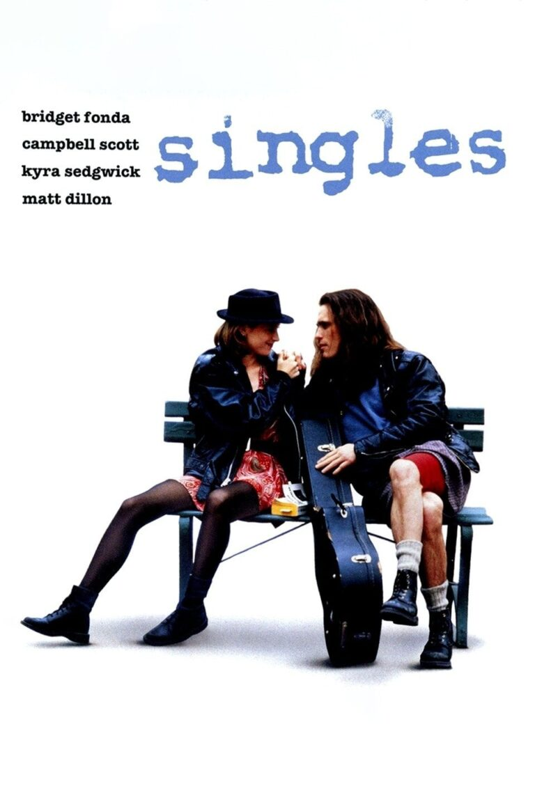 """Poster for the movie """"Singles"""""""