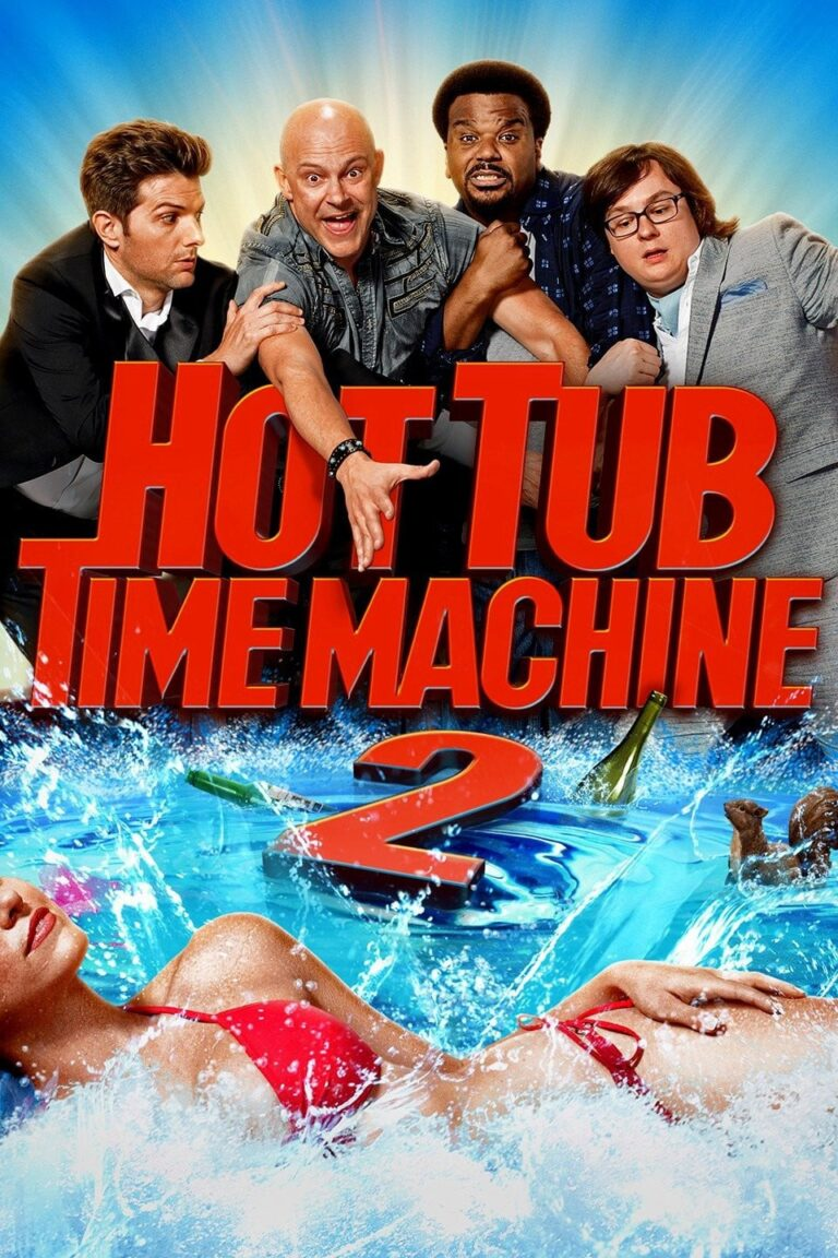 """Poster for the movie """"Hot Tub Time Machine 2"""""""