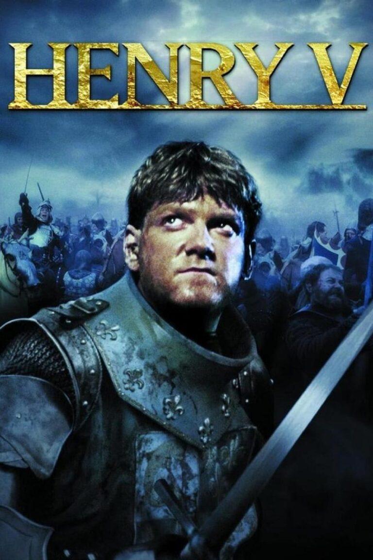 """Poster for the movie """"Henry V"""""""