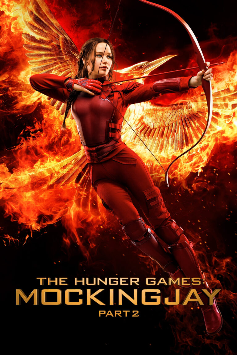 "Poster for the movie ""The Hunger Games: Mockingjay - Part 2"""