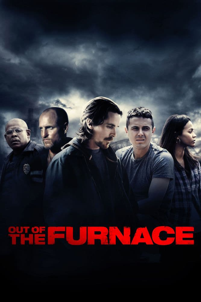 """Poster for the movie """"Out of the Furnace"""""""