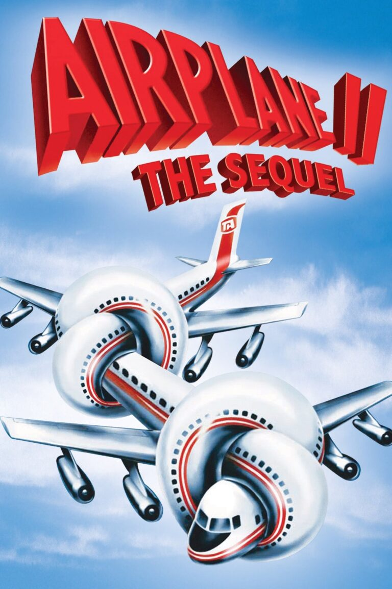 """Poster for the movie """"Airplane II: The Sequel"""""""
