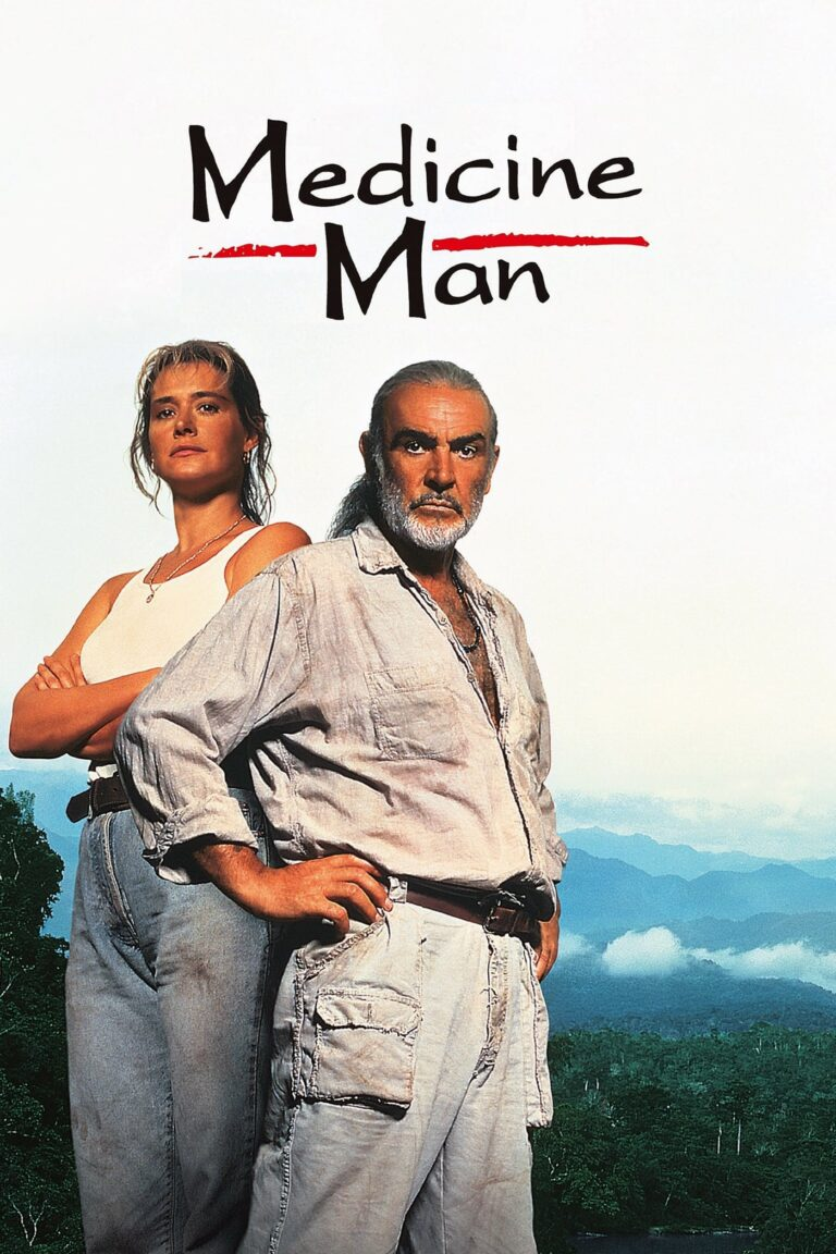"""Poster for the movie """"Medicine Man"""""""