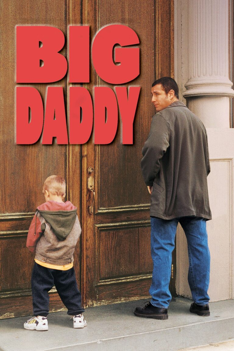 """Poster for the movie """"Big Daddy"""""""