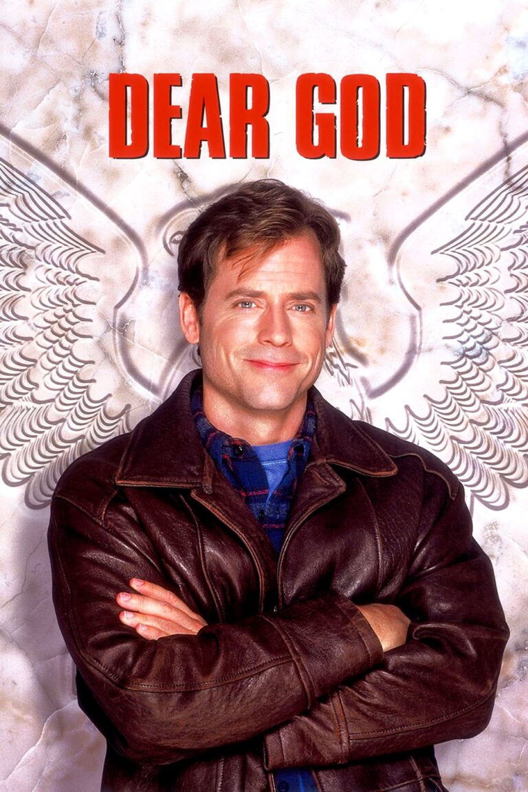 "Poster for the movie ""Dear God"""
