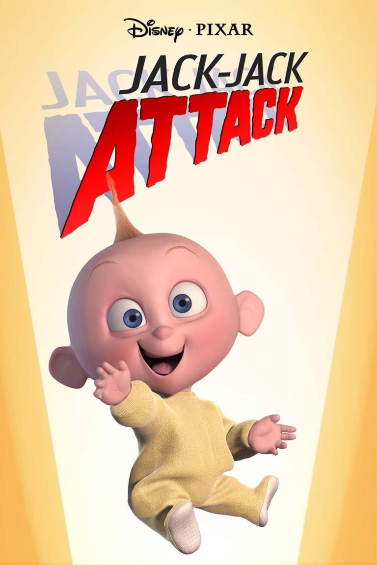 """Poster for the movie """"Jack-Jack Attack"""""""