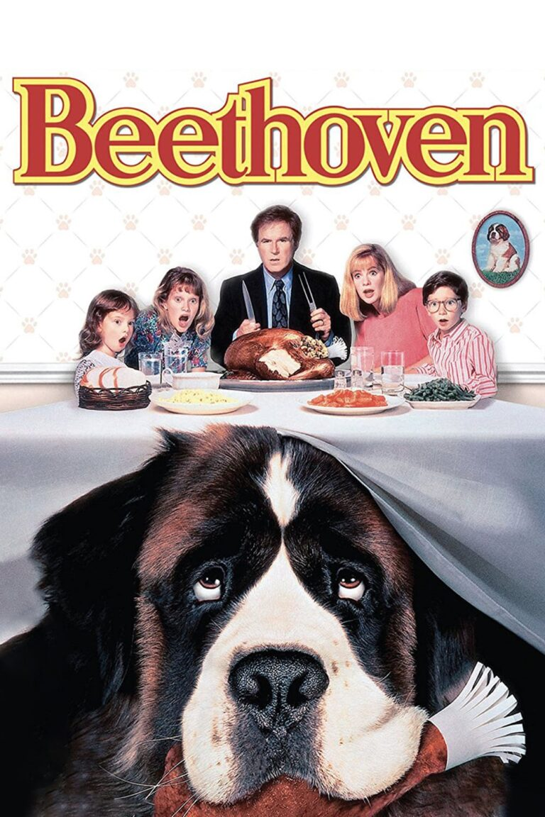 """Poster for the movie """"Beethoven"""""""