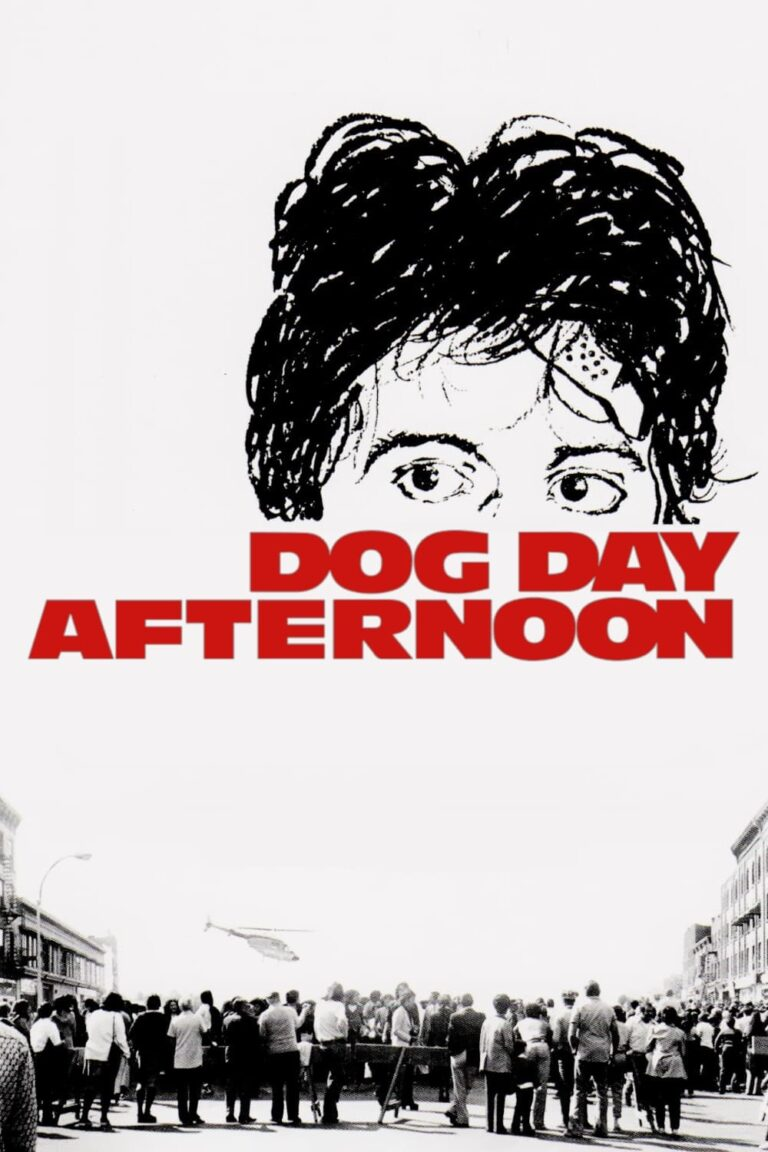 """Poster for the movie """"Dog Day Afternoon"""""""