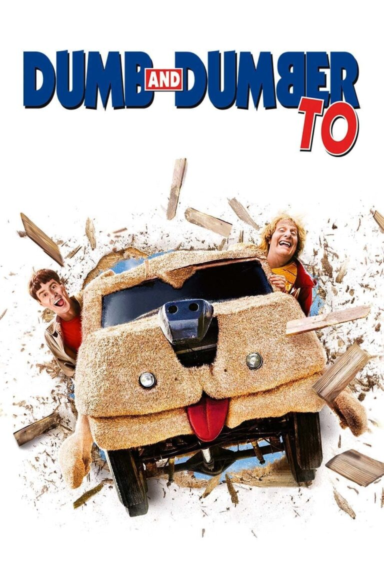 """Poster for the movie """"Dumb and Dumber To"""""""