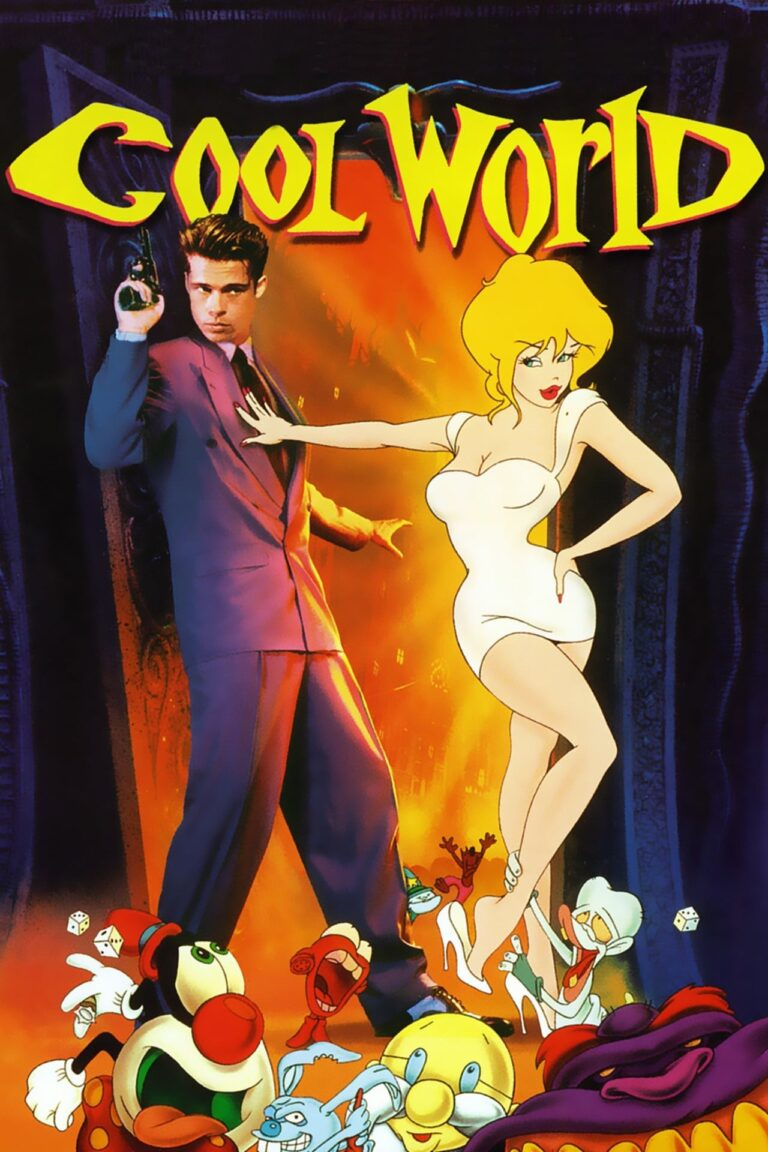 """Poster for the movie """"Cool World"""""""