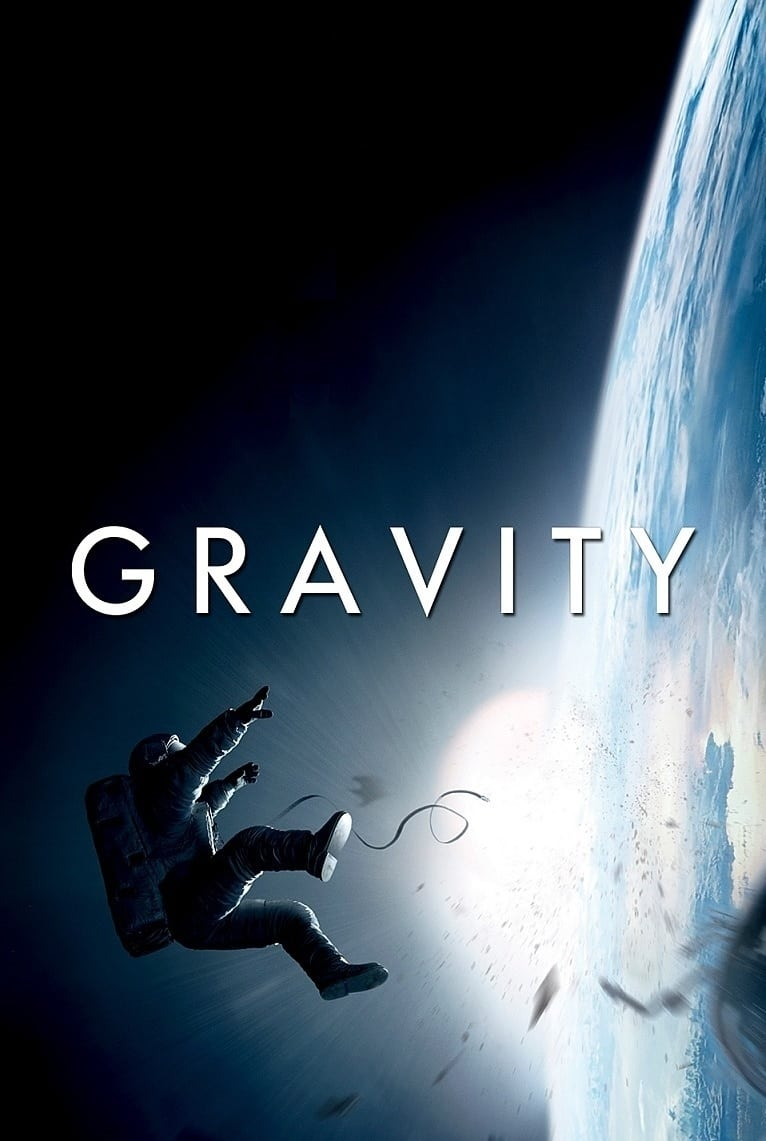 """Poster for the movie """"Gravity"""""""