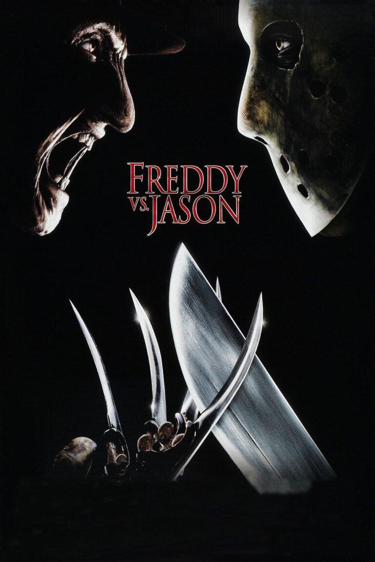 "Poster for the movie ""Freddy vs. Jason"""