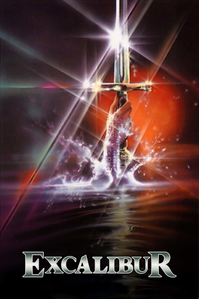 """Poster for the movie """"Excalibur"""""""