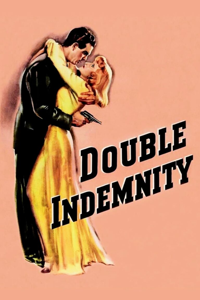 """Poster for the movie """"Double Indemnity"""""""