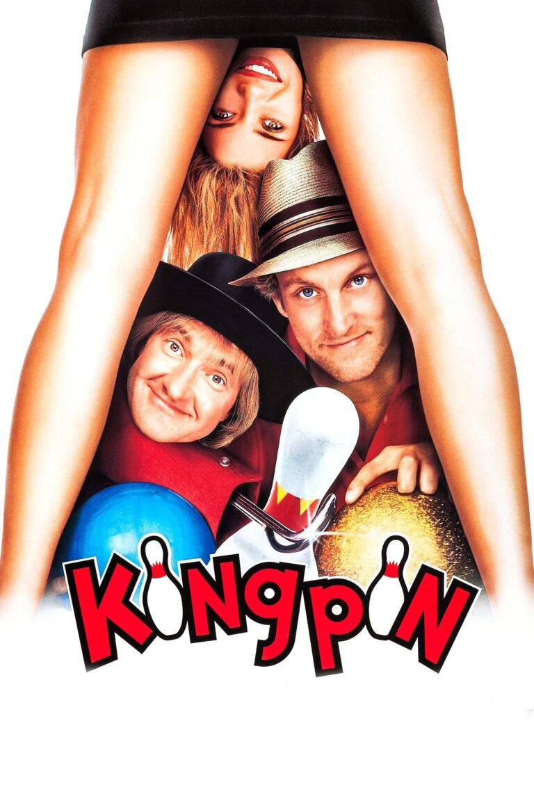 """Poster for the movie """"Kingpin"""""""