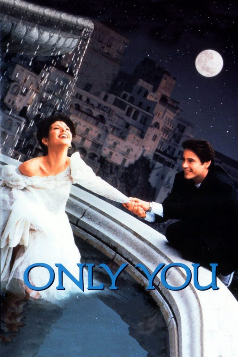 """Poster for the movie """"Only You"""""""