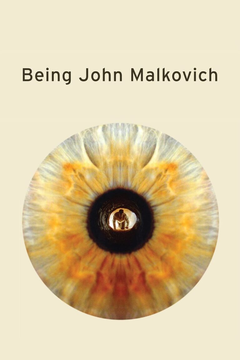 """Poster for the movie """"Being John Malkovich"""""""