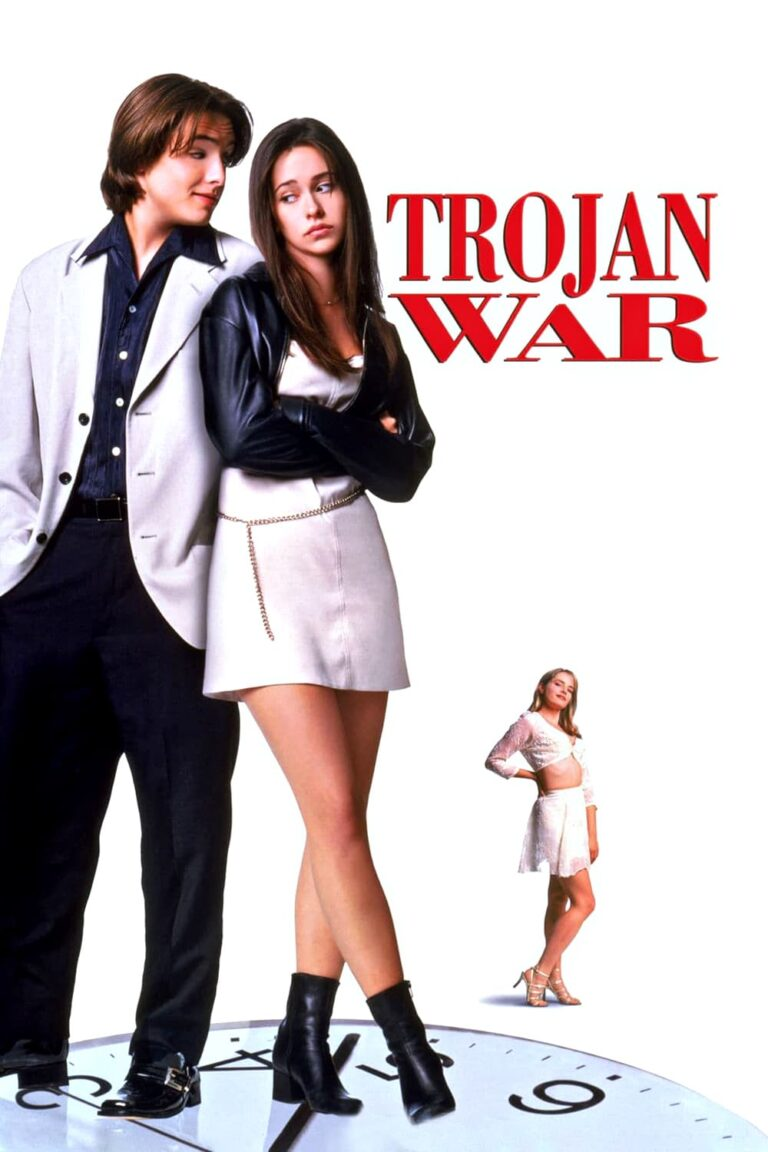 """Poster for the movie """"Trojan War"""""""